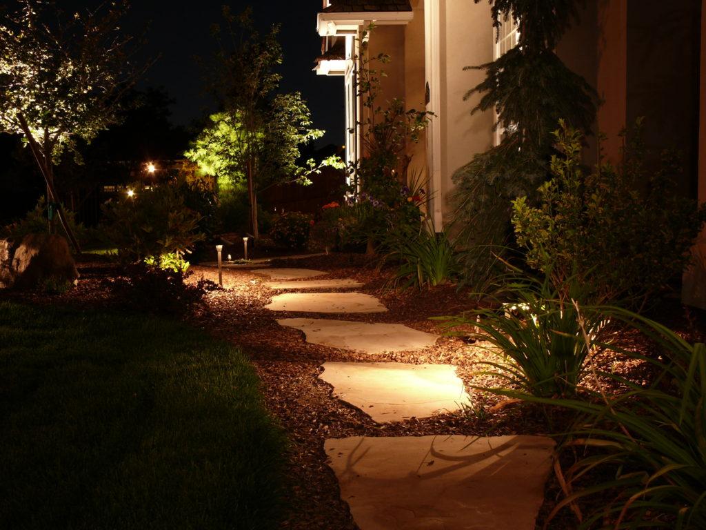 Landscaping Company | Landscape Design | Boise Idaho | Far West Landscape and Garden ... & Outdoor Lighting | FarWest Landscape | Boise Idaho