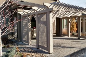 Pergola Construction | FarWest Landscape | Boise ID